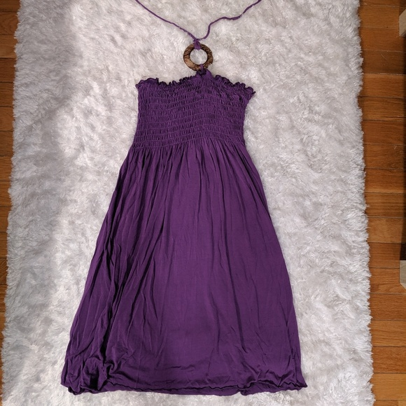 Catalina Dresses & Skirts - Super cute 🍇 purple tube top dresd